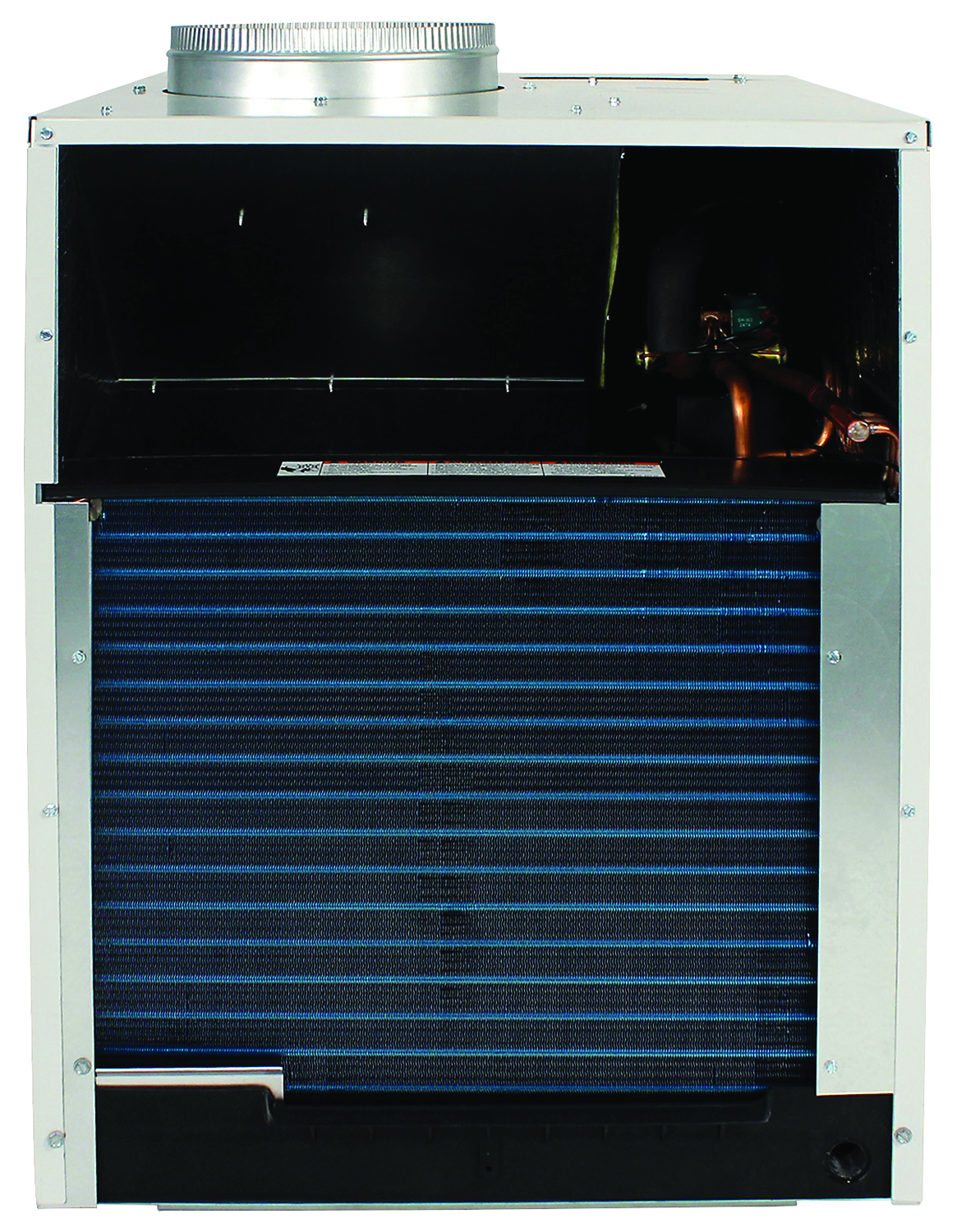 Friedrich VHA12K34RTP Vert-I-Pak 12000 BTU Class Single Vertical Packaged Air System with Heat Pump - 11 EER - 20 Amp