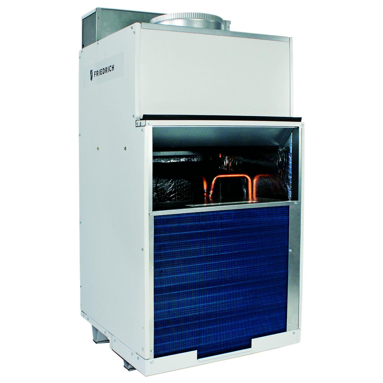 Friedrich VHA18R25RTP Vert-I-Pak 18000 BTU Single Vertical Packaged Air System with Heat Pump (VTAC) - 11 EER - 265 Volt - 15 Amp