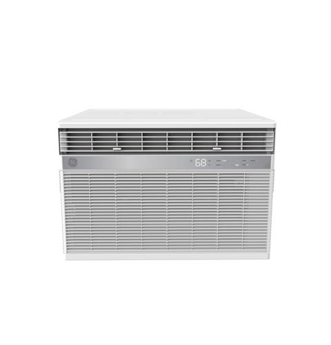 GE AHFK24AA 24000 BTU Class Smart Window Air Conditioner with Remote - 208/230V - Energy Star