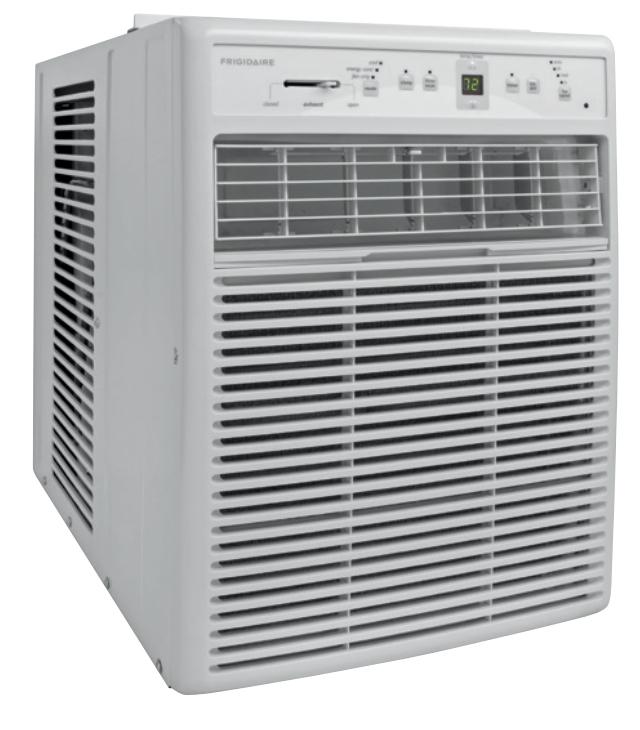 Frigidaire FFRS1022RE 10,000 BTU Slider/Casement Window Air Conditioner