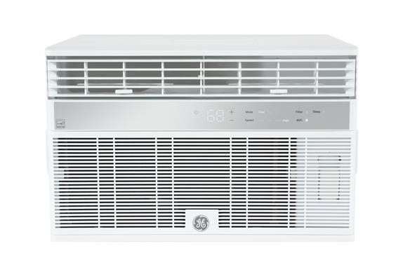 General Electric AHY14LZ 14000 BTU Smart Window Air Conditioner with Remote - 115 V - Energy Star