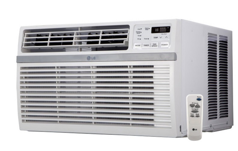 LG LW1016ER 10,000 BTU Window Air Conditioner - 115V - Energy Star