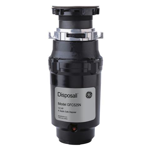 GE GFC525N Continuous Feed Garbage Disposer