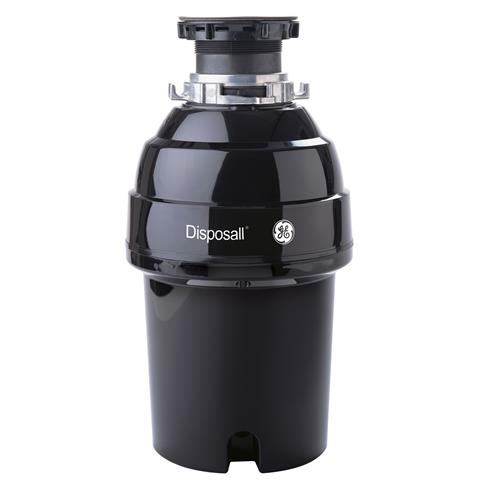 GE GFC1020N Continuous Feed 1.0 HP Direct Wire Garbage Disposer