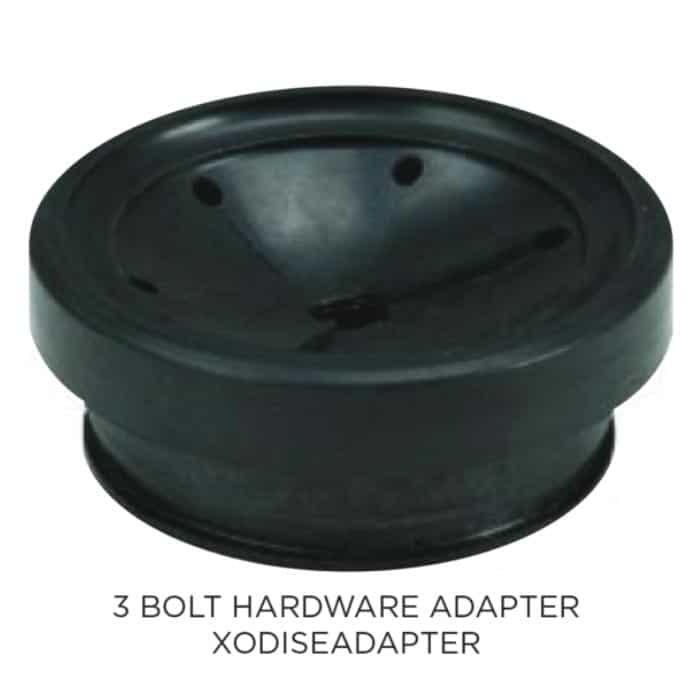 XO XODISEADAPTER Continuous Feed Mounting Adapter for Existing 3 Bolt  Hardware