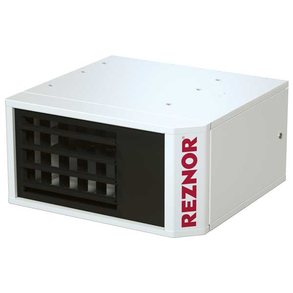 Reznor UDX-400 400,000 BTU Power Vented Gas Fired Unit Heater