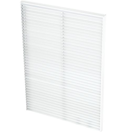 GE RAVAL3 Outdoor Aluminum Grille for Zoneline AZ95 Series Vertical Air Conditioners