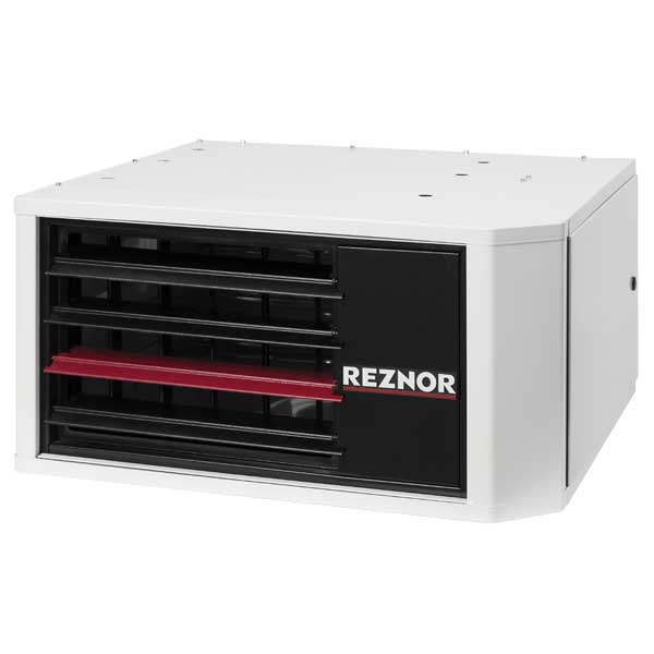 Reznor UEZ-130 130,000 BTU High Efficiency Gas Fired Separated Combustion Unit Heater