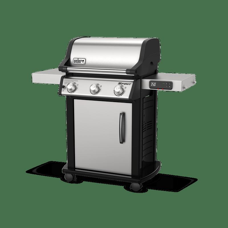 Weber 46502401 Spirit SX-315 Freestanding Smart Grill Gas Grill - LP - Stainless Steel