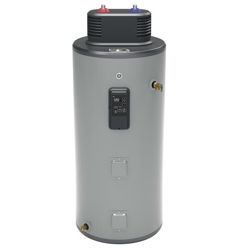 GE GE40S10BMM 40 Gallon Electric Water Heater with Flexible Capacity 240 Volt