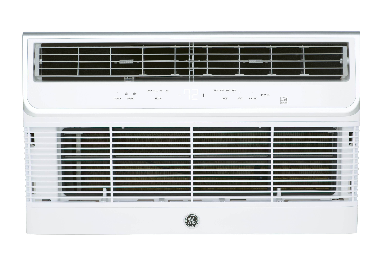 General Electric AJCQ12AWH 12000 BTU Through-the-Wall Room Air Conditioner - 115V - Energy Star