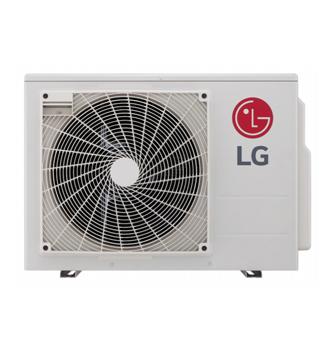 LG LMU180HV 18,000 BTU Configurable 2 Zone Mini-Split Air Conditioner with Heat Pump - Energy Star
