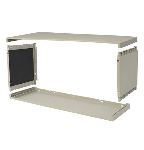 """GE RAB78B Quick Snap SMC Wall Sleeve for 42"""" Zoneline PTAC Air Conditioners"""