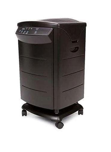 USA Sealing ZUSA-AP-16 Healthway Deluxe Portable Filtration Air Purifier - Black