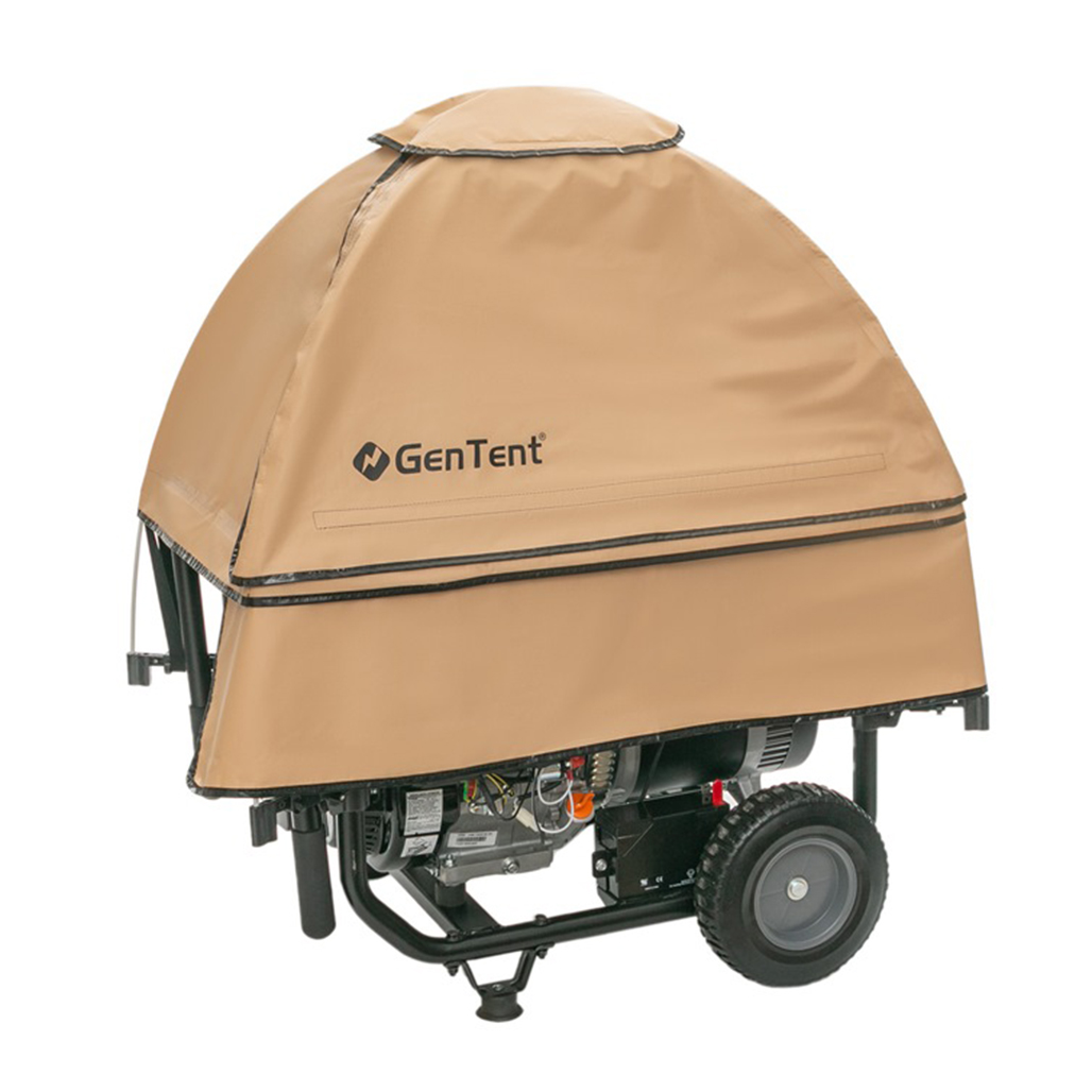 GenTent GTOPFDC Direct Connect Portable Generator Running Cover