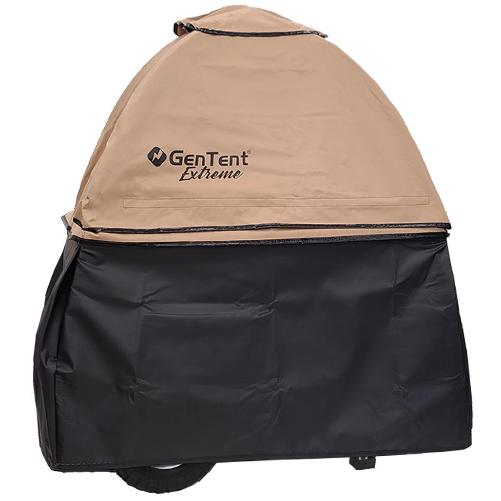 GenTent GTOACSKT00 GenSkirt Outdoor Full Coverage Storage Kit