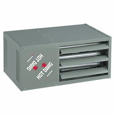 Modine HD125AS0121 Hot Dawg 125,000 BTU Garage Heater - LP
