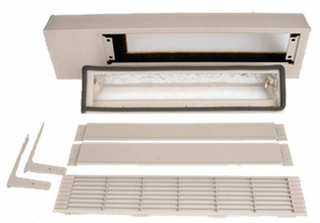 Amana MDK01E KIT PTAC 2 Room Duct System for Amana E/G Series PTACs