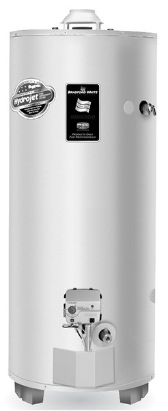 Bradford White RG2100H6N 100 Gallon High Input Hot Water Heater, Natural Gas