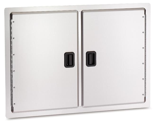 """American Outdoor Grill 20-30-SD 20"""" x 30"""" Double Storage Door"""