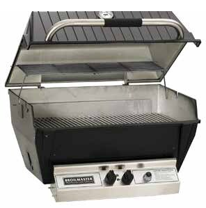 Broilmaster H3XN Deluxe Gas Grill Head - Natural Gas