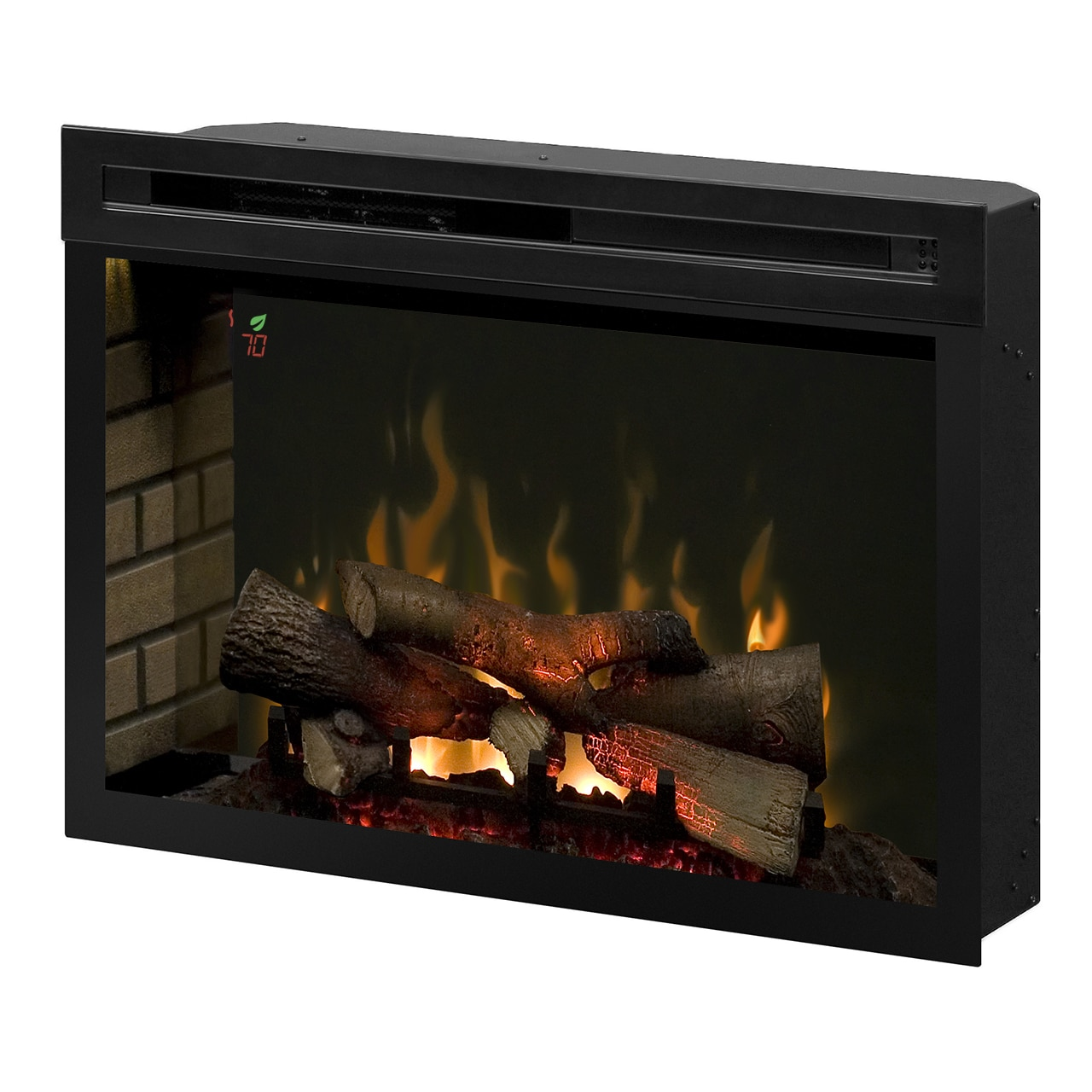 """Dimplex PF2325HL 25"""" Multi-Fire XD Electric Firebox with Realogs"""