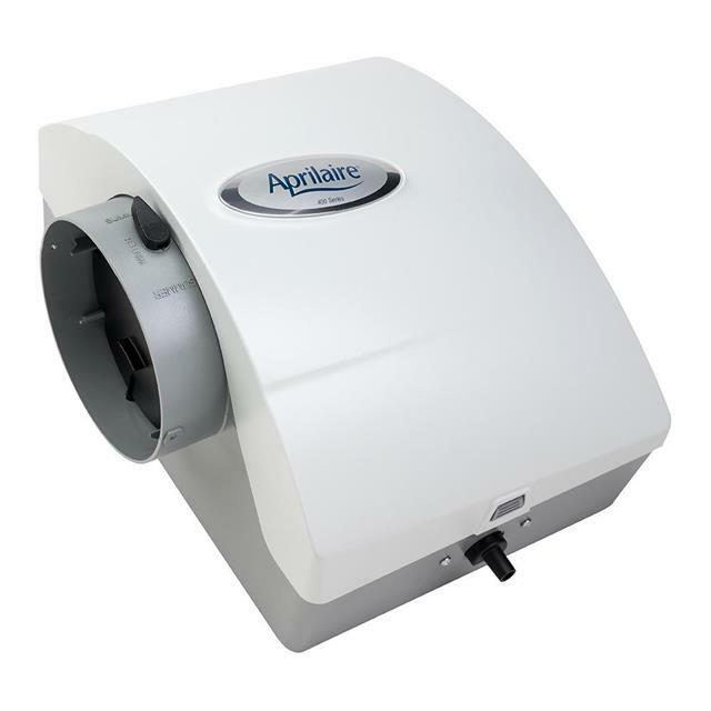 Aprilaire 400M Whole House Humidifier with Manual Control
