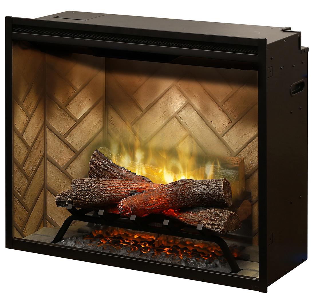 "Dimplex RBF30 Revillusion 30"" Built-In Electric Firebox"