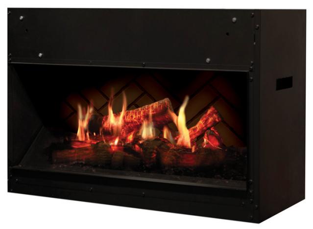 Dimplex VF2927L Opti-V Solo Wall Mount Virtual Fireplace