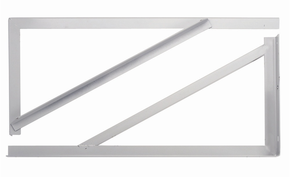 DiversiTech ACB42 Air Conditioner Mounting Bracket for Condensers Up to 600 Pounds