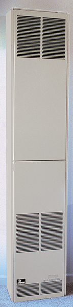 Empire Comfort Systems DVC-35-IPX 35,000 BTU Direct-Vent Counterflow Vented Wall Furnace