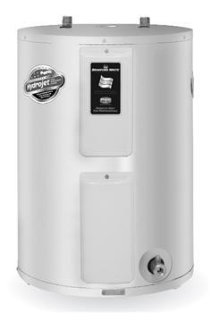 Bradford White RE230L6 28 Gallon Lowboy Electric Water Heat, 240 Volt/4500 Watts