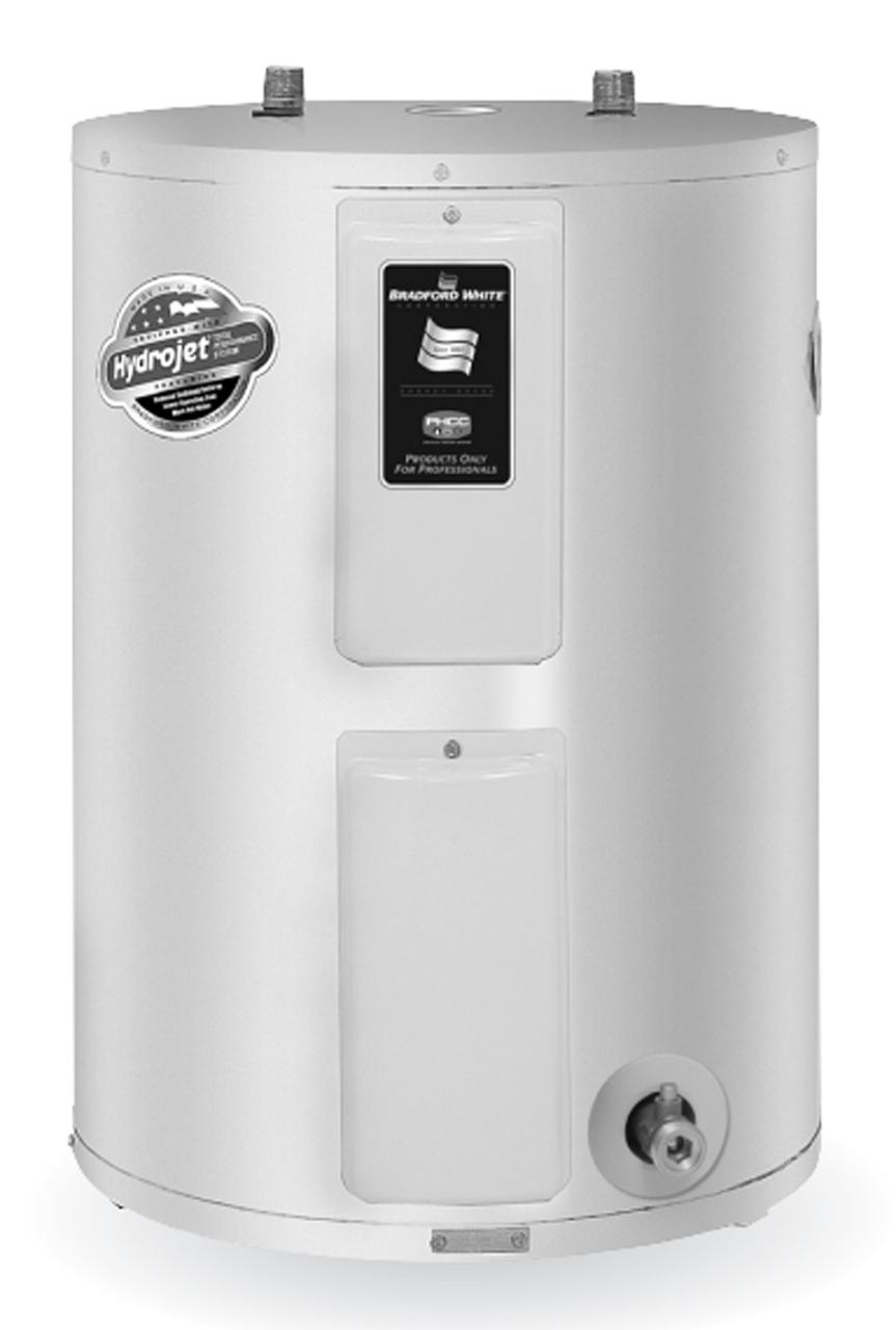 Bradford White 38 Gallon Lowboy Electric Water Heater Re240l6