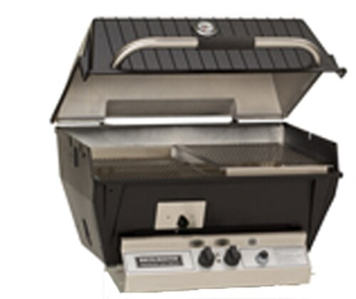 Broilmaster Q3XN Qrave Built-In Gas Grill Head/Cooker - Natural Gas