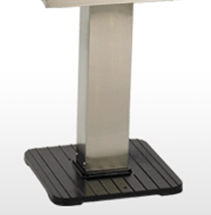Broilmaster SS26P Stainless Steel Patio Post