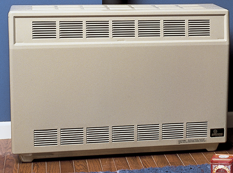 Empire Comfort Systems RH-35 35,000 BTU Vented Console Room Heater