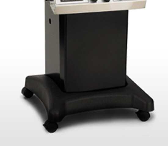Broilmaster DCB1 Black Cart with Injection Molded Base