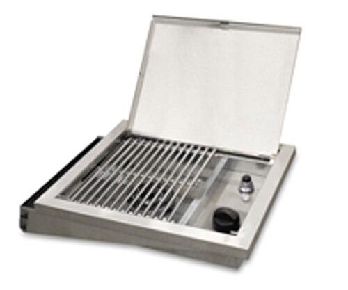 Broilmaster DPA151N Infrared Side Burner Cartridge - Natural Gas
