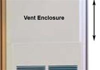 "Empire Comfort Systems FVE-34 34"" Vent Enclosure"