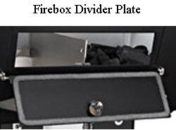 Broilmaster DPA304 Firebox Divider Plate