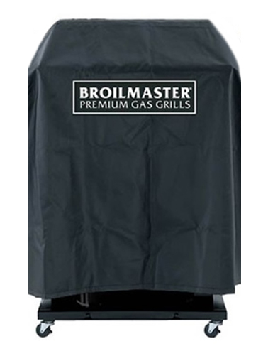 Broilmaster DPA8 Full Length Premium Grill Cover - No Side Shelves