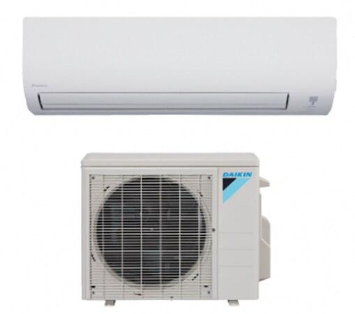 Daikin FTX09NMVJU / RXL09QMVJU 9000 BTU 20 Series Heat and Cool Single Zone Mini Split System