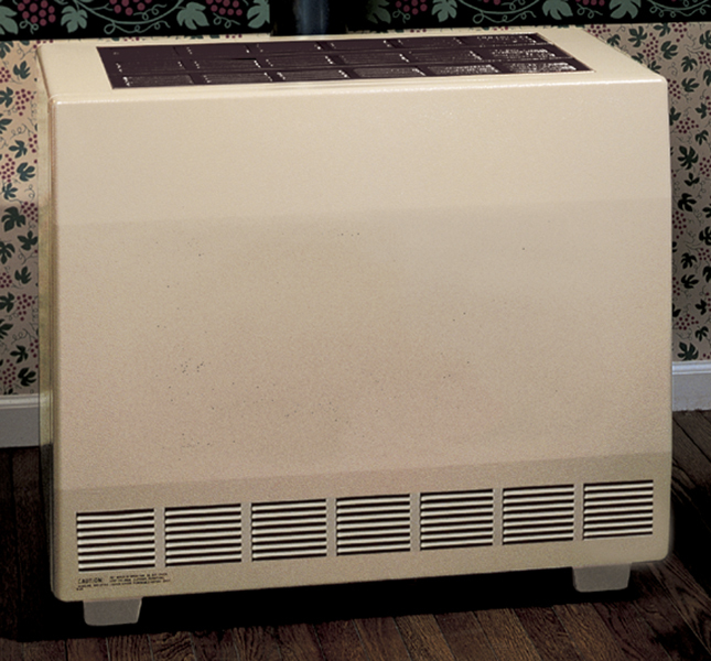 Empire Comfort Systems RH-65CB 65,000 BTU Closed Front Vented Gas Heater/Blower