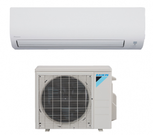 Daikin FTX15NMVJU / RXL15QMVJU 15000 BTU 20 Series Heat and Cool Single Zone Mini Split System