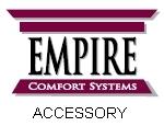 Empire Comfort Systems DVP-1 Metal Floor Pad