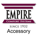 Empire Comfort Systems RVKP Variable Flame Height Remote for Loft Direct Vent Fireplace