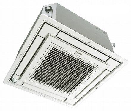 Daikin FFQ09Q2VJU 9000 BTU Ceiling Cassette Unit with White Grille - Controller Required