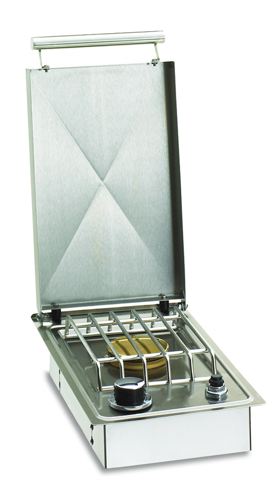 Fire Magic 3280P Countertop Built-In Single Side Burner - Liquid Propane