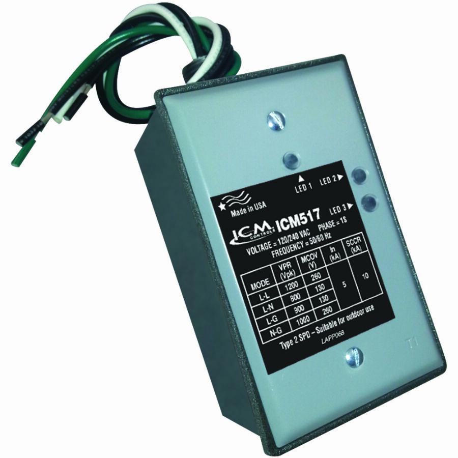 ICM517 Wet Location Surge Protector for Mini Splits