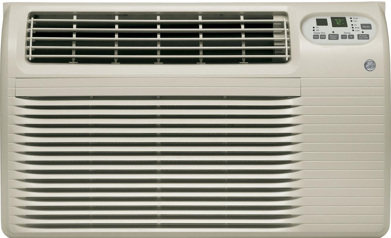 ec0abef3487 GE AJCQ12DCGEnergy Star 12000 BTU Through-the-Wall Room Air Conditioner ...